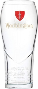 Worthington Branded Pint Glass For Sale UK - CE 20oz / 570ml - Box of 24
